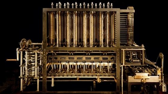 პირველი კომპიუტერი 1822